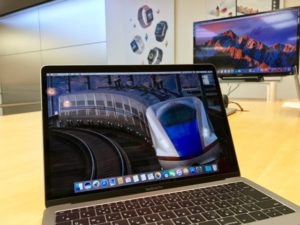 ワークショップ macOS sierraの新機能