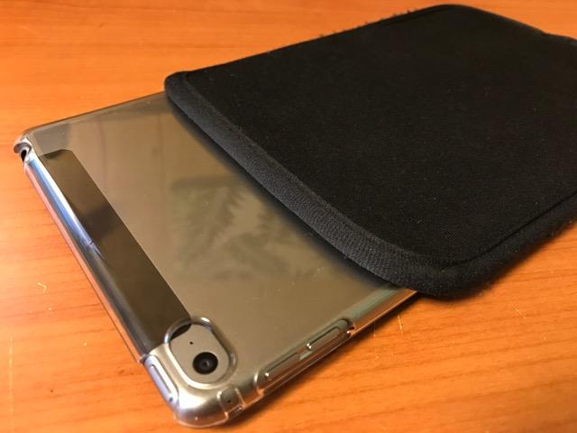 iPad mini 4を収納