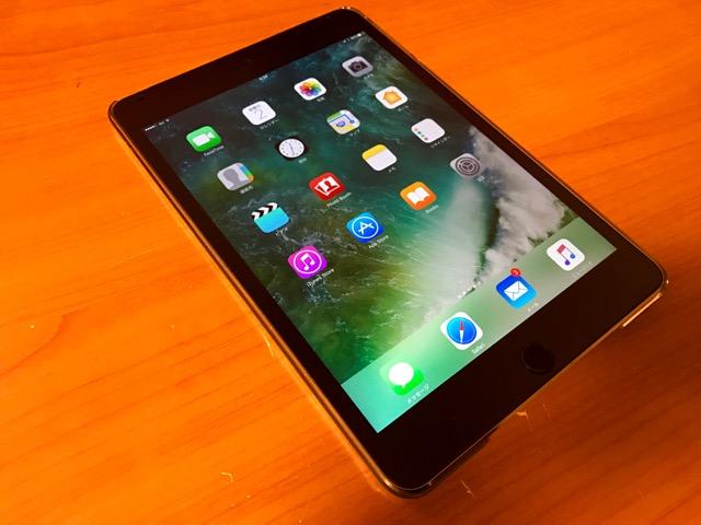 iPad mini 4 外観