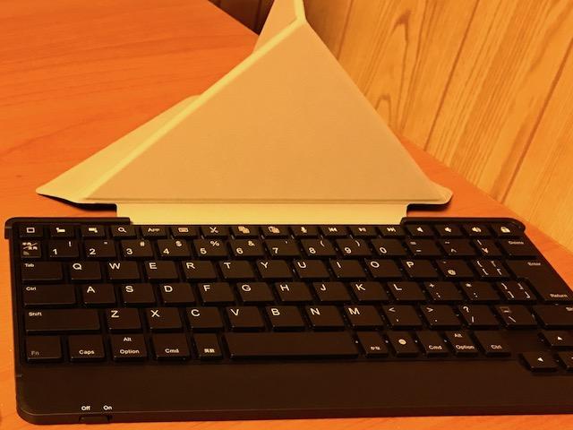 iPad mini 4のキーボード