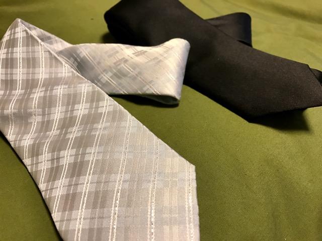冠婚葬祭用のネクタイ