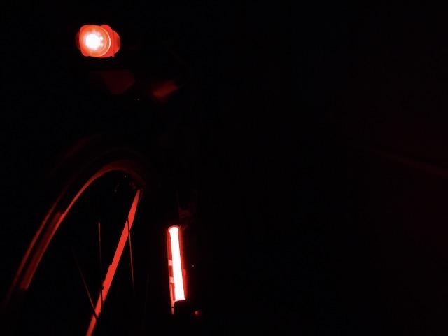 ファイバー フレア ライト 光量