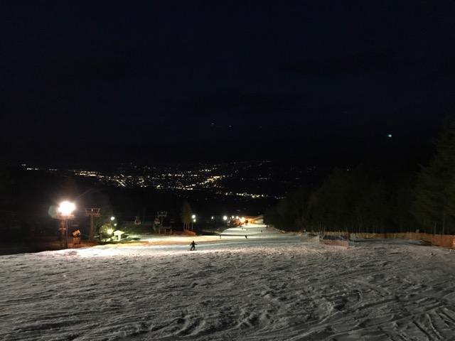 伊那スキーリゾート ナイター2