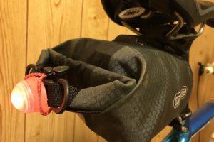 ロードバイクのテールライト。CATEYE(キャットアイ)の「LOOP(ループ) SL-LD110」のご紹介。 アイキャッチ