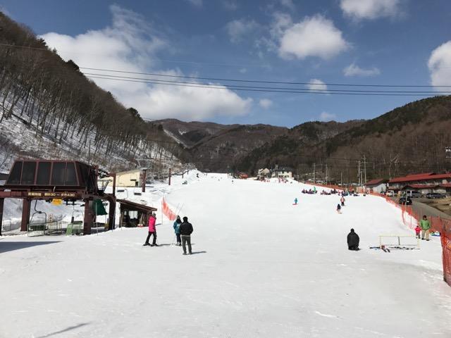 やぶはら高原スキー場 丸山ゲレンデ
