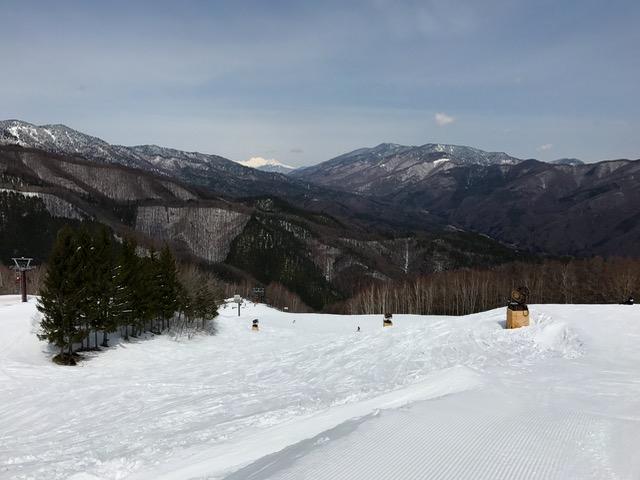 やぶはら高原スキー場 パノラマコース