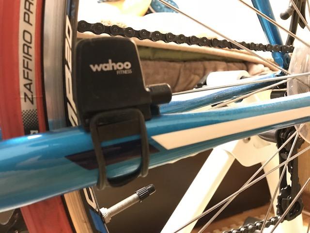 WAHOO(ワフー)Blue SCスピード/ケイデンスセンサー