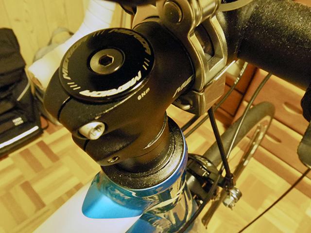 ローラートレーニング ロードバイクの掃除