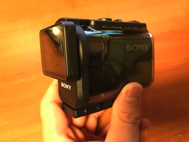 アクションカム HDR-AS50を購入