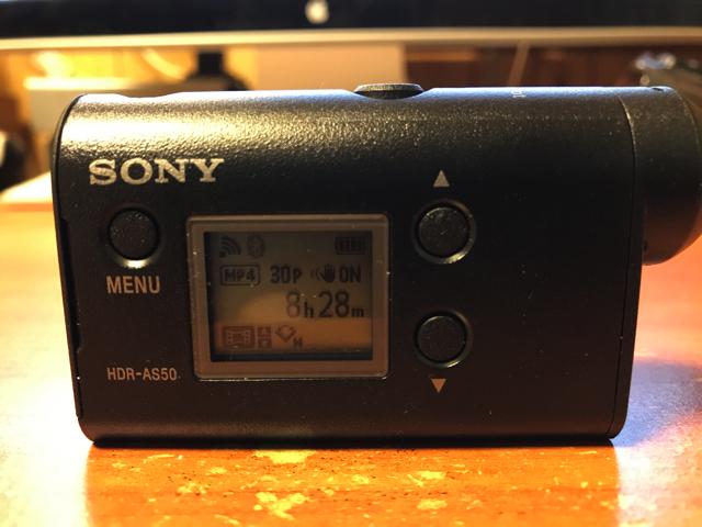 64GBのマイクロメモリでの撮影時間