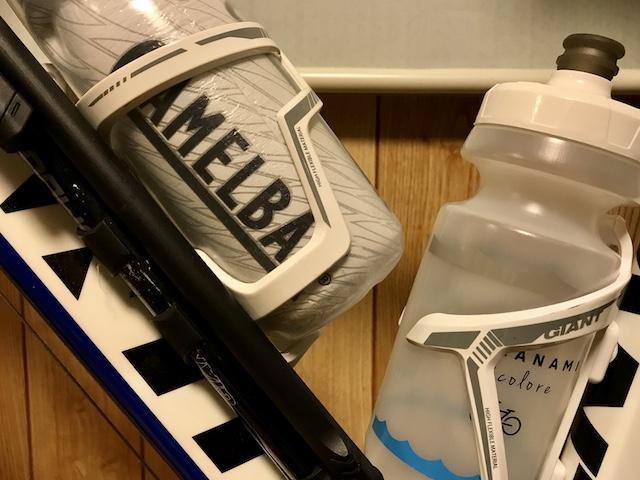 1泊2日以上の自転車旅行に必要な装備 ボトル