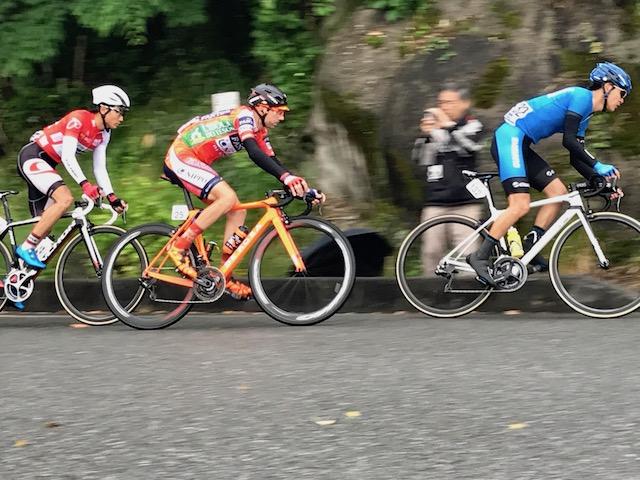 TOJ 南信州ステージ ハーモニックロード レース