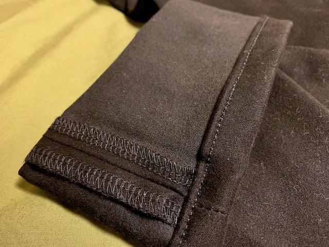 ユニクロの「EZYスキニーフィットカラージーンズ」を購入。悪いところ