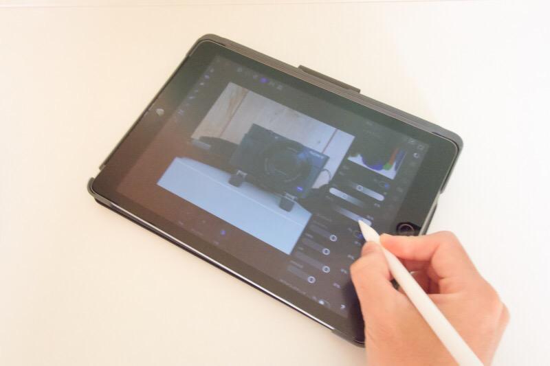 9.7インチiPad(第6世代)でブログ更新をするための方法まとめ。Apple Pencil(第1世代)