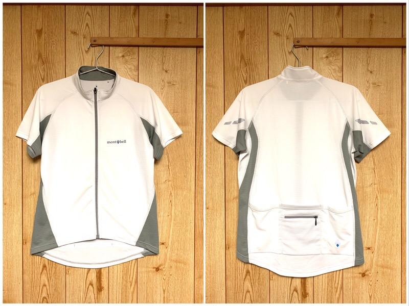 mont-bell(モンベル )サイクール ショートスリーブジップシャツ Men's。説明