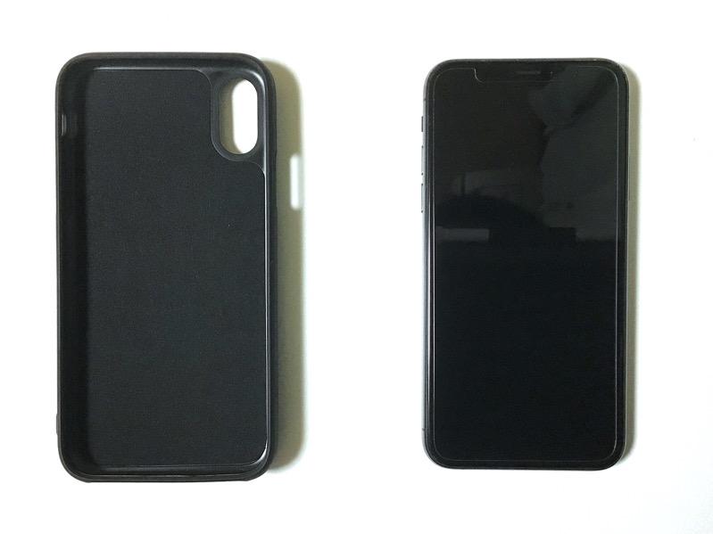 REC MOUNT+(レックマウントプラス)のiPhone Xs用ケースを購入。大きさ