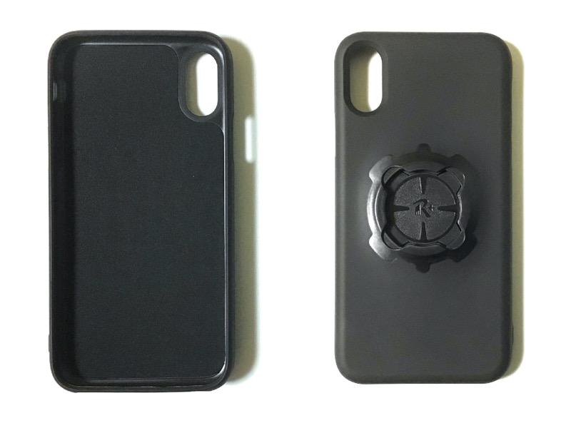 REC MOUNT+(レックマウントプラス)のiPhone Xs用ケースを購入。表裏