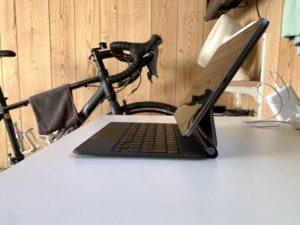 MOFT MINIノートパソコンスタンドを購入。折り畳んだ場合